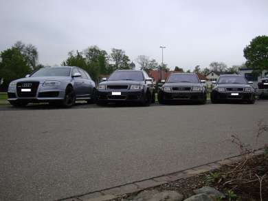 Fotoshooting RS6